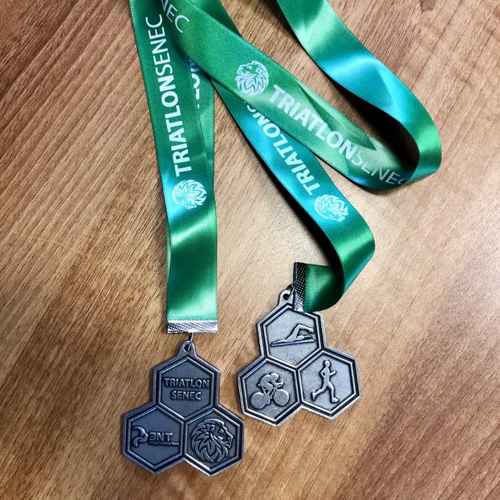 medaila Senec 2019